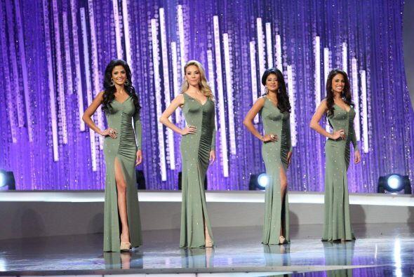 Audris, Odaray, Karina y Fernanda se sintieron satisfechas con la noticia.
