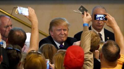 Dulce Valencia: No puedo creer que Donald Trump haya ganado el Caucus de...