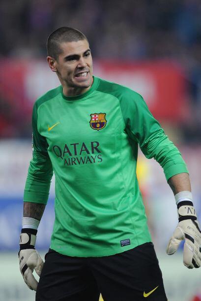 Víctor Valdés: El portero español pasa por un momento complicado luego d...