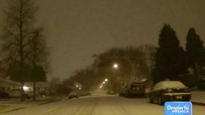 Frío extremo en 42 de los 50 estados de la Unión Americana