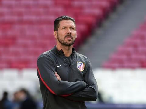 El cuadro de Diego Simeone sufrió duras bajas tras conseguir el c...