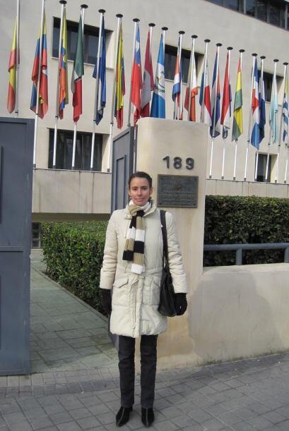 (Becada # 2) Lydia Amalia Castro Odio, hija de Jorge Ángel Castro López...
