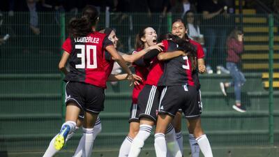 Atlas se lleva su primer Clásico Tapatío y lidera la Liga MX Femenil