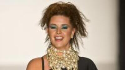 Alicia Machado ganó la corona de Miss Universo en 1996.