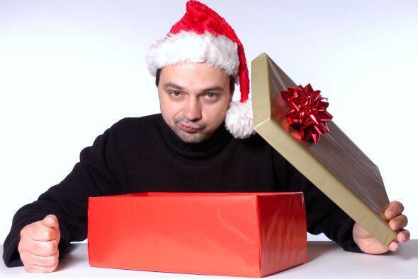 Las probabilidades de que durante estas fiestas hayas recibido un regalo...