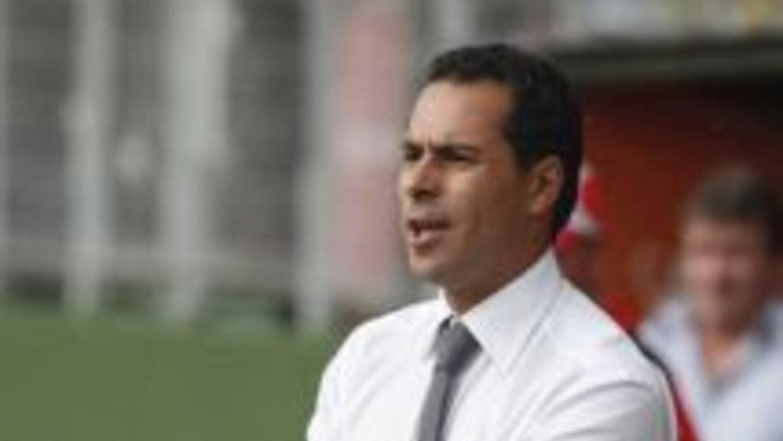 El mexicano se convirtió en técnico del Cartaginés. (Twitter)