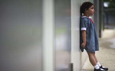 Estudiantes y sus familias están abandonando Puerto Rico en masa.