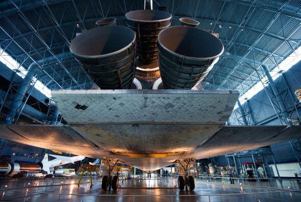Museo Aeroespacial, Washington. ¿Qué niño no ha soñado con volar o visit...