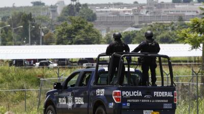 Violencia en Jalisco, México.