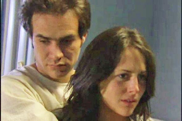 """El apuesto Jorge Poza interpretó a """"Sebastián"""", el hombre por el cual """"R..."""