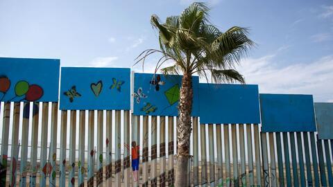 Menores de edad centroamericanos repatriados de EEUU se refugian en México