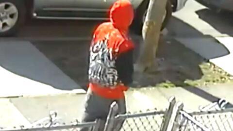 'Nueva York en un Minuto': buscan al presunto atracador de un repartidor...