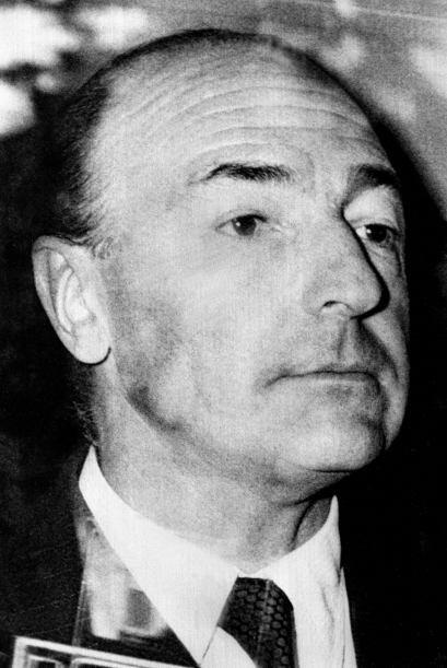 John Profumo: El ex ministro de Defensa de Reino Unido renunció en 1963...