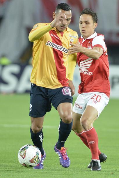 Aldo Leao volvió a su país para jugar Copa Libertadores, pero el sueño q...