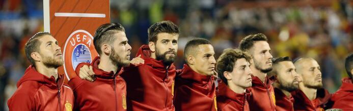 España se convirtió en el clasificado 11 a Rusia 2018 636429207208557225...