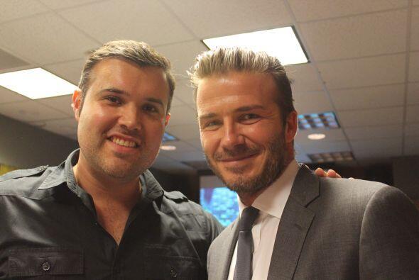 Beckham y Alberto Sardiñas, personalidad, Amor 107.5 FM