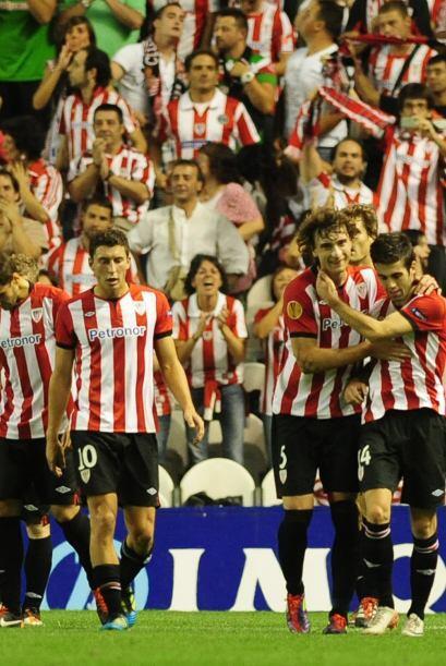 Athletic aumentó su ventaja y terminó ganando por 2-0.