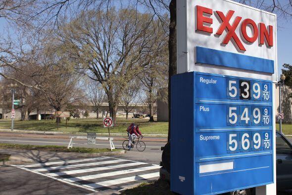 EXXON MOBIL- La mayor petrolera de Estados Unidos informó que en...