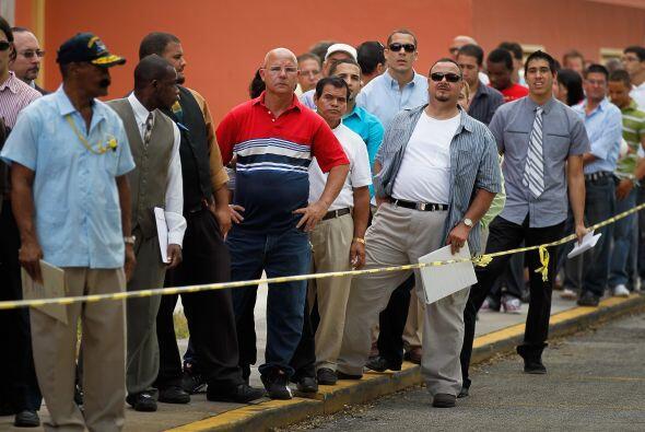 El Departamento de Trabajo de Estados Unidos reveló que el desempleo en...