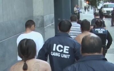 Operativo conjunto entre ICE y la policía de Santa Cruz termina en arrestos