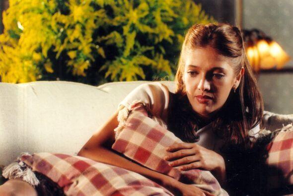 """En el 2002 Adela Noriega actuó en """"El Manantial""""."""