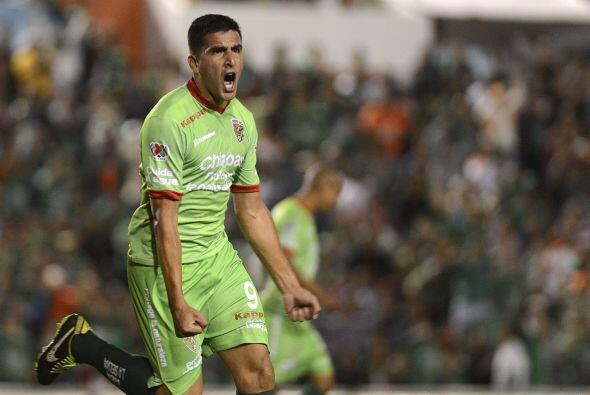 Lucas Viatri deja al equipo de Chiapas para probar suerte en el fútbol d...