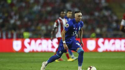 ¿Se va a Milán? Inter y Roma en disputa, todo por la culpa de Héctor Herrera