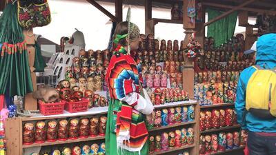 En fotos: Izmailovo, rincón de Rusia 2018 donde el fútbol mexicano dejó clara huella