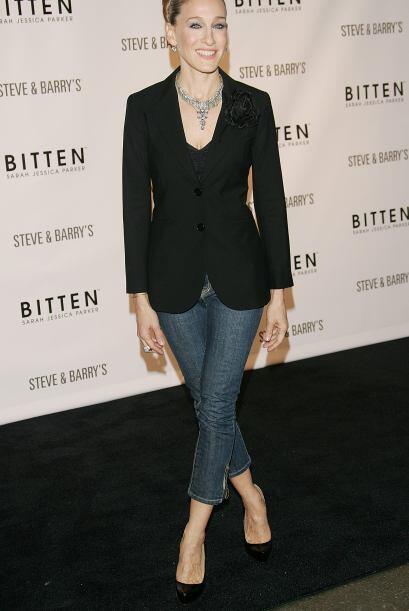 El sello de estilo de Sarah Jessica Parker es la elegancia.