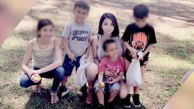Después de que la pareja de su madre la asesinó, estos seis hermanos batallan por mantenerse juntos