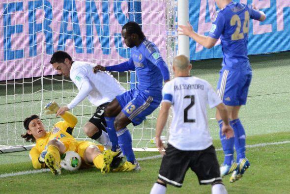 El Chelsea generó buenas opciones de gol, pero Corinthians como fuera po...