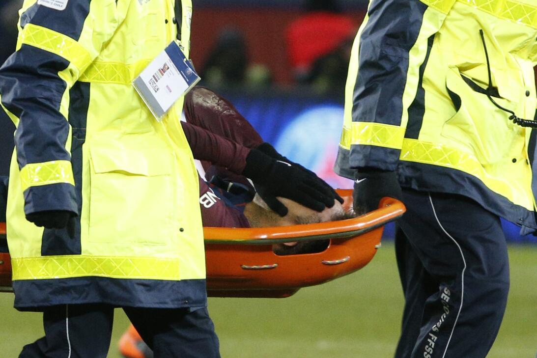 Tras la fractura del quinto metatarsiano con el PSG, Neymar Jr. ya se re...