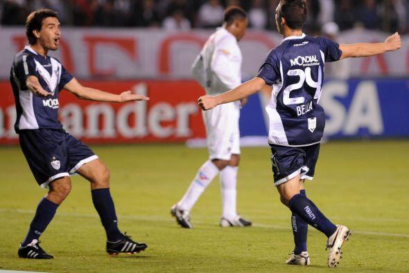 Vélez Sarsfield logró el pase a cuartos de final de la Libertadores lueg...