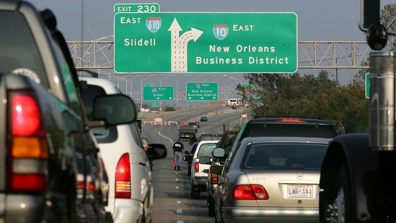 La autopista interestatal 10 es la cuarta más larga de EEUU. Se extiende...