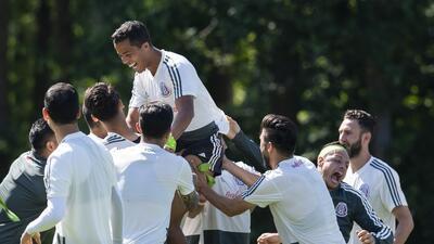 Ilusión y optimismo en México en la práctica del último amistoso previo al Mundial