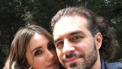 El novio de Dulce María publicó una foto de la cantante y escandalizó a algunos de sus seguidores