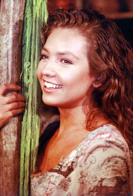 """Thalía recuerda a """"Marimar"""""""