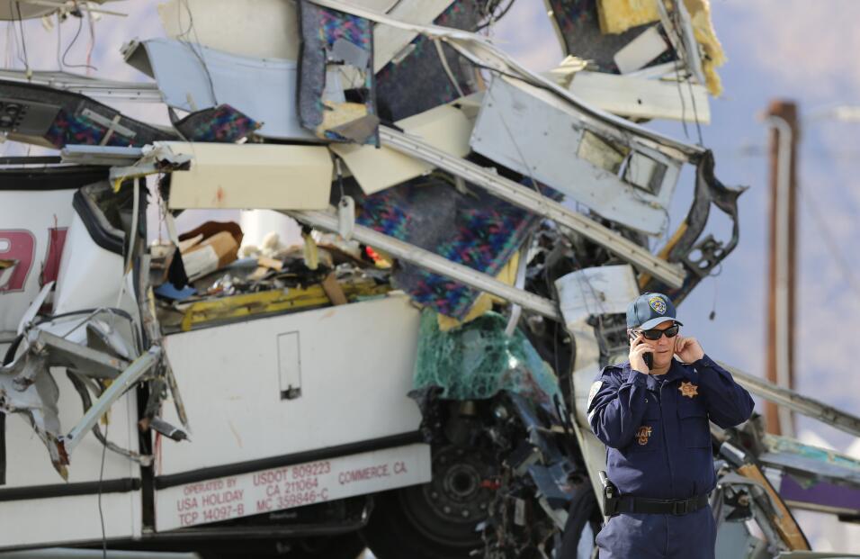 Se desconoce que provocó el accidente.