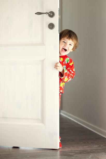 Trabas con diseños. Con un 'toddler' en casa, deberás asegurar todas las...