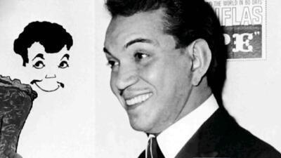 Los nietos de Cantinflas conmemoraron los 107 años de su natalicio con un homenaje en la cripta familiar