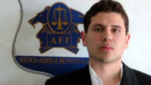 Iván Archivaldo Guzmán, uno de los hijos de 'El Chapo' que...