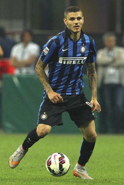 El delantero sensación en Italia Mauro Icardi es relacionado con potenci...