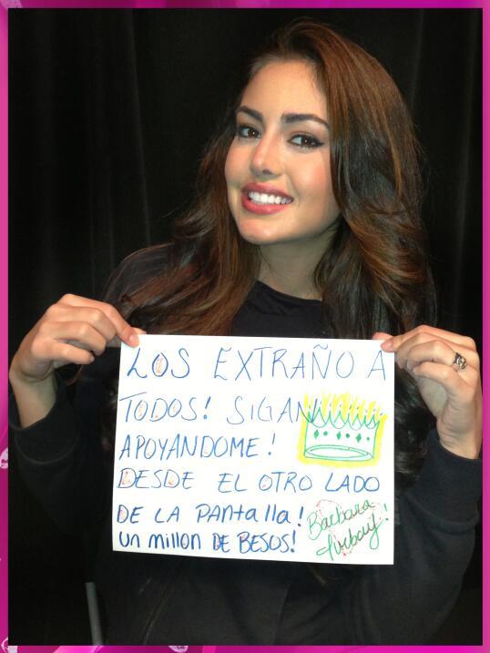 La colombiana de 24 años regresa a Nuestra Belleza Latina para revivir u...