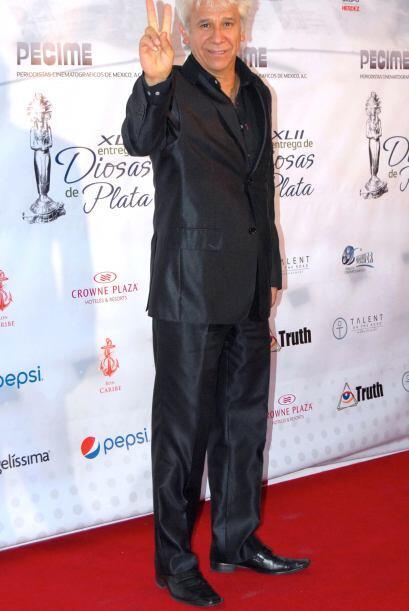 """José Luis Cordero interpretaba a """"Pocholo""""."""