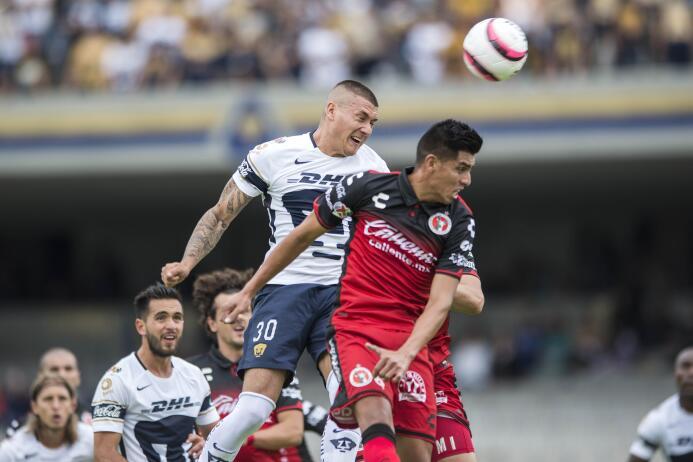 Nicolás Castillo, el 'objeto del deseo' de América y Cruz Azul para la p...