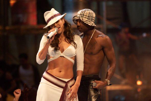 En ese ir y venir de amores, Jennifer Lopez también tuvo muchas parejas...
