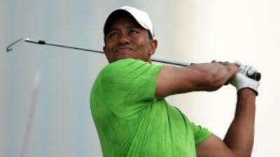 Woods, que ocupa la tercera plaza del ránking mundial, lleva sin ganar u...