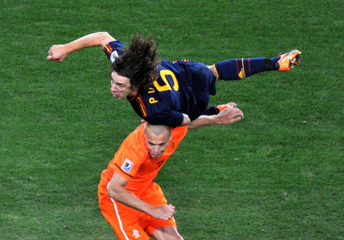 Ellos llevan el invierno adentro: Los 'pecho frío' del fútbol mundial ge...