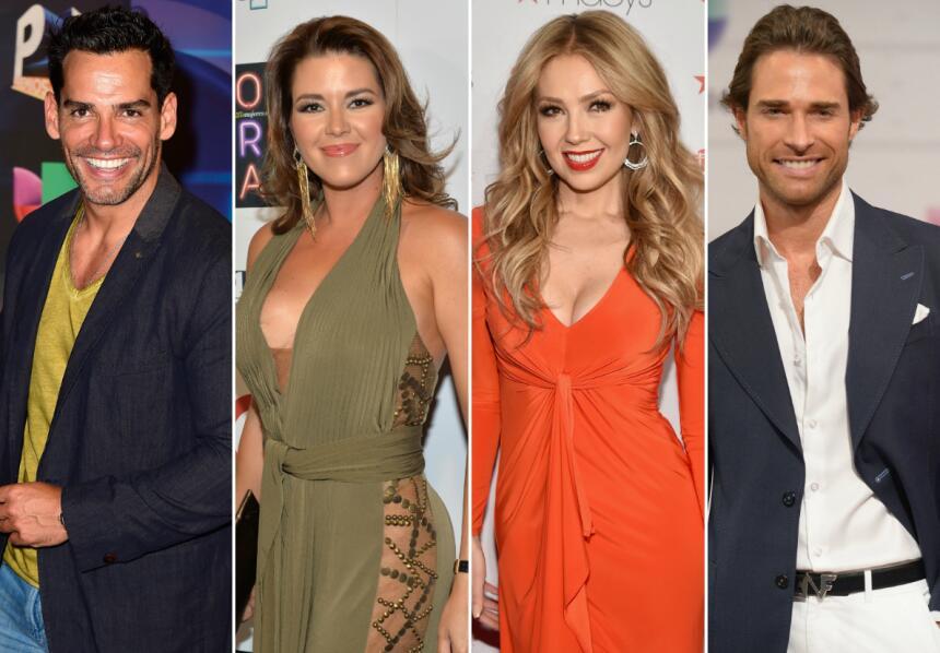 Las estrellas de telenovela van contra Donald Trump