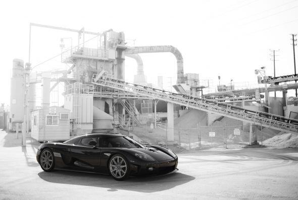 Este vehículo producido por la firma sueca se caracteriza por ser un dep...